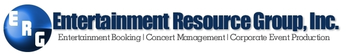 Booking Agent - Entertainment Booking Agents, Concert Management, Corporate Entertainment - Entertainment Resource Group, inc.